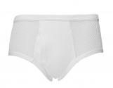 Health Jersey Unterhose Lightweight (Hipster) White