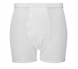 Health Jersey Boxershort Lightweight White