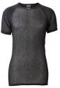 Super Micro T-Shirt mit Schultereinlage Black