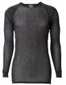 Super Micro Shirt mit Schultereinlage Black