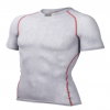 Wool Thermo Light T-Shirt Light grey
