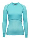 Lady Wool Thermo Light Shirt Aqua