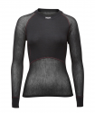Lady Wool Thermo Light Shirt Black