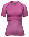 Lady Wool Thermo Light T-Shirt Pink