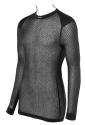 Wool Thermo Shirt mit Schultereinlage