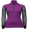 Lady Wool Thermo Zip-Polo