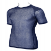 Super Thermo T-Shirt mit Schultereinlage Navy