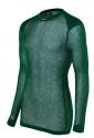 Super Thermo Shirt mit Schultereinlage Green