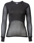 Lady Super Thermo Shirt Black