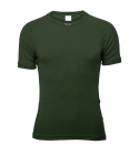 Classic Wool T-Shirt Green