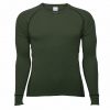 Classic Wool Shirt Green