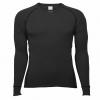 Classic Wool Shirt black