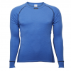 Classic Wool Shirt Sky Blue