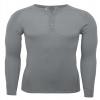 Classic Wool Shirt mit Knopfleiste