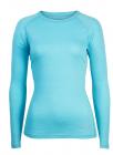 Lady Classic Light Shirt Aqua
