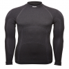 Sprint Seamless Merino Shirt Black