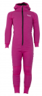 Kids Arctic Double Overall Cerise
