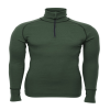 Arctic Double Zip Polo Green