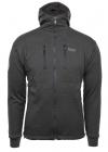 Antarctic Jacke mit Kapuze Charcoal