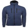 Antarctic Jacke mit Kapuze Jeans Blue