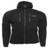 Antarctic Jacke mit Kapuze & verstärkten Schultern Black