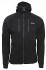Antarctic Jacke mit Kapuze & verstärkten Schultern