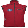 Polar Fleece Weste mit Windstopper Red