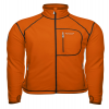 Polar Fleece Expedition-Jacket Orange