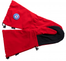 Skald Shell Expedition Handschuhe Lang Red