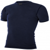 Classic Wool T-Shirt Navy
