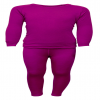 Kids Arctic Double Set Cerise