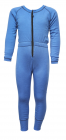 Kids Arctic Double Overall Sky Blue