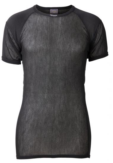 Super Micro T-Shirt mit Schultereinlage