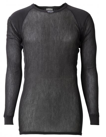 Super Micro Shirt mit Schultereinlage
