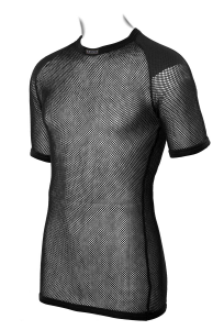 Wool Thermo T-Shirt mit Schultereinlage