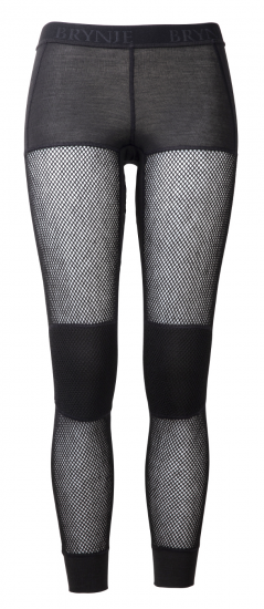 Lady Super Thermo Longs with inlay on knee